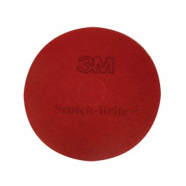 3M Scotch-Brite Floor Pads Red
