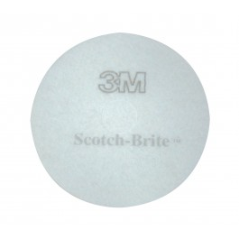 3M Scotch-Brite Floor Pads White