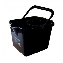Addis 9Ltr Plastic Mop Bucket - Black
