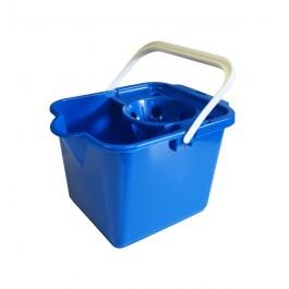 Addis 9Ltr Plastic Mop Bucket - Blue