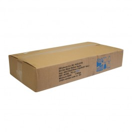 "Box of Standard Black Refuse Sacks 457x735x990mm (18x29x39"") - 200 per Case"
