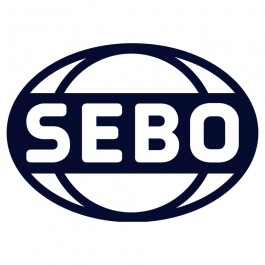 SEBO BS360 Widesweep Comfort Upright Vacuum Cleaner SEBO Logo