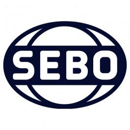 SEBO BS360 Widesweep Comfort Upright Vacuum Cleaner SEBO Logo