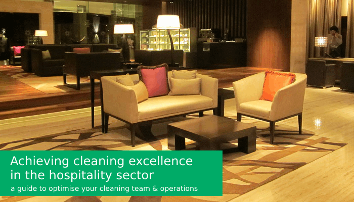 hospitality cleaning excellence guide