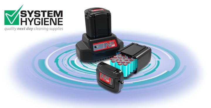 numatic nx300 battery family