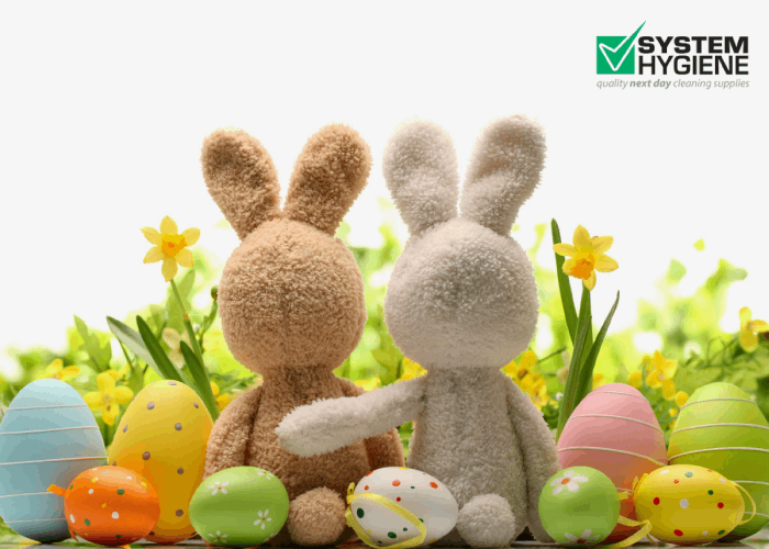 Happy Easter System Hygiene 2019