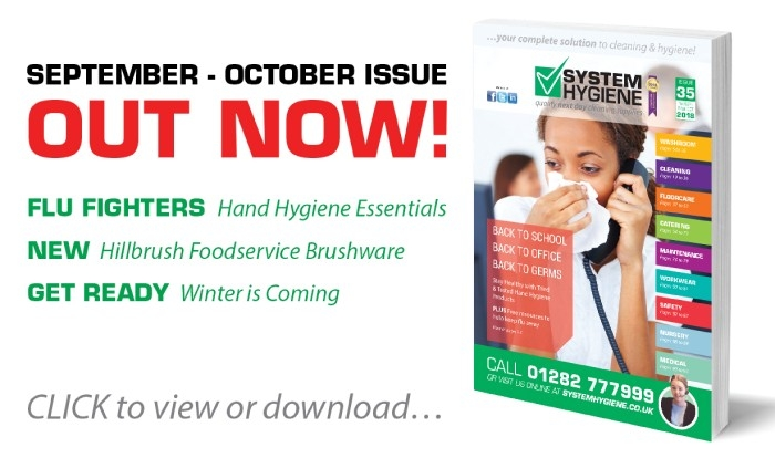 Image of the Cover of System Hygiene Catalogue Issue 35