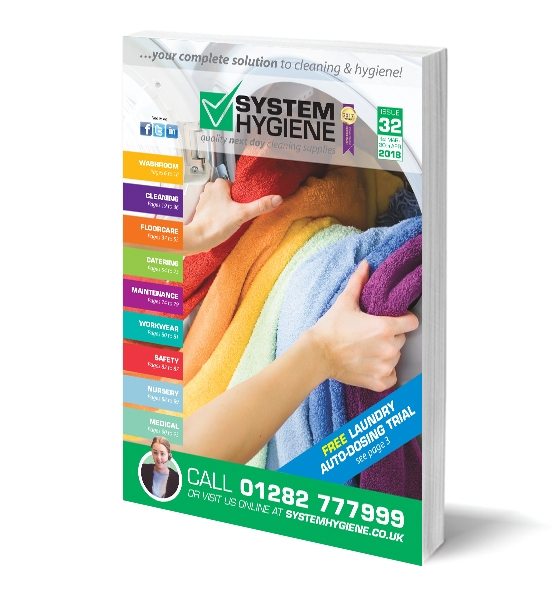 Image of the Cover of System Hygiene Catalogue Issue 32
