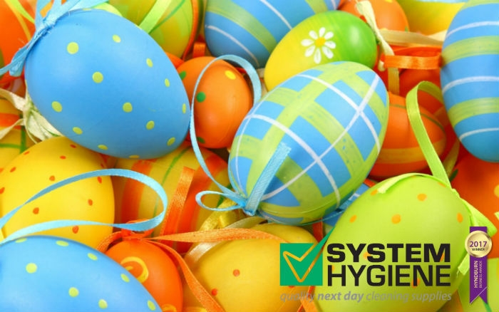 Happy Easter System Hygiene 2018