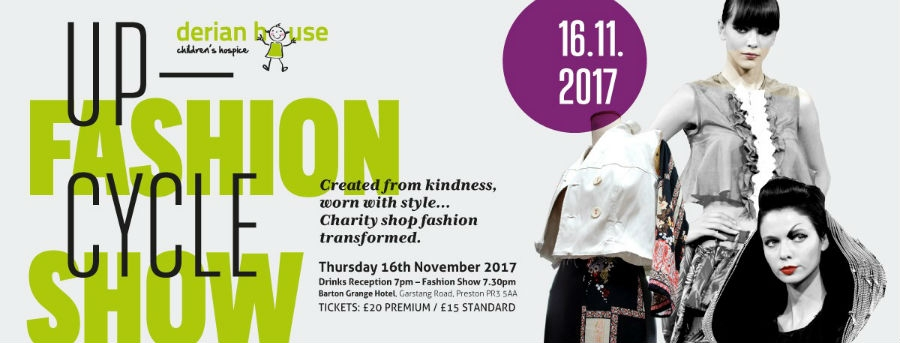 Derian Upcycle Fashion Show