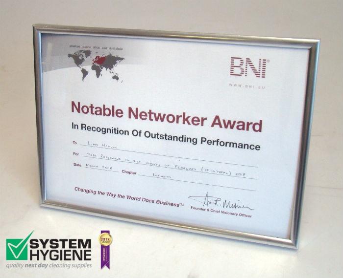 BNI Infinity Networking