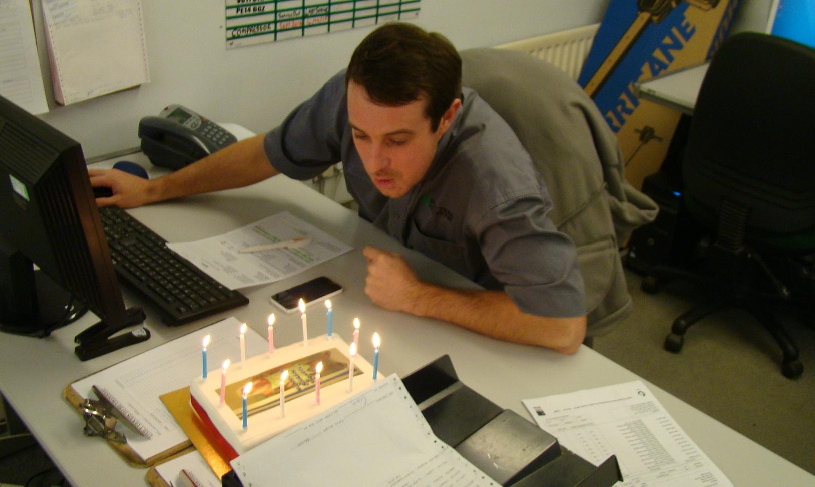 Chris Whittam Birthday