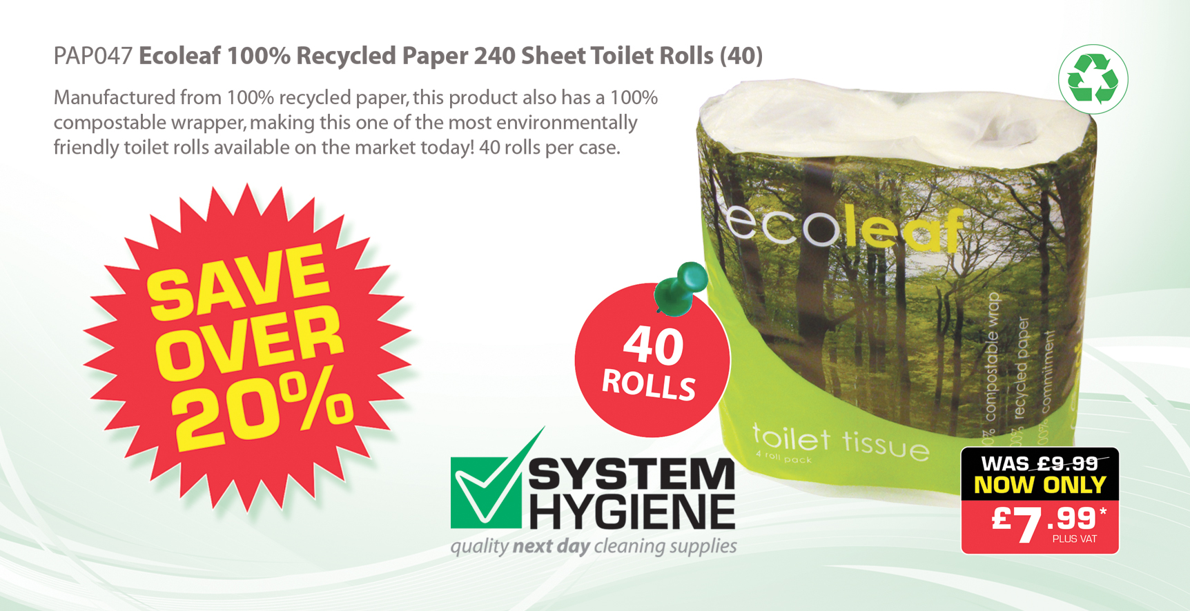 Ecoleaf Advert