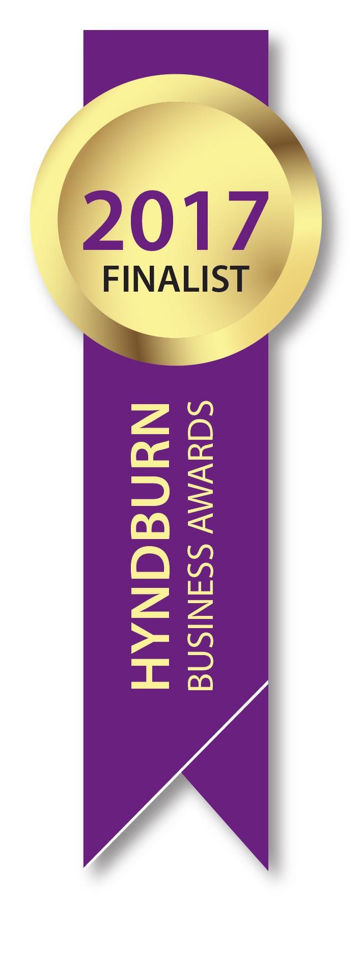 Hyndburn Busines Awards Finalist