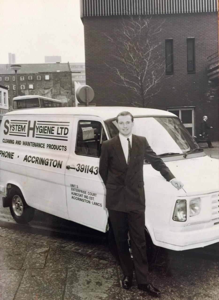 Paul Stebbings 1986