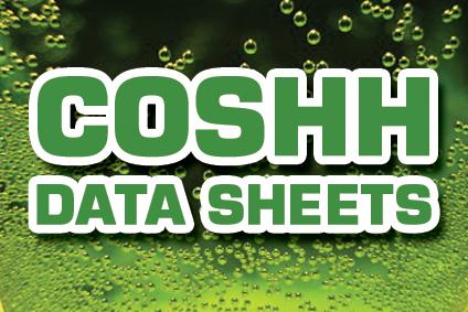 COSHH Banner