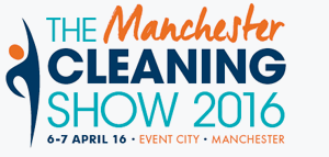 Manchester Cleaning Show Logo