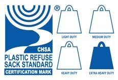 CHSA Extra Heavy Duty Rating