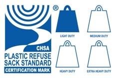 CHSA Light Duty Rating