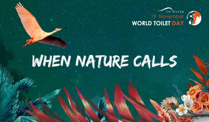 World Toilet Day 2018