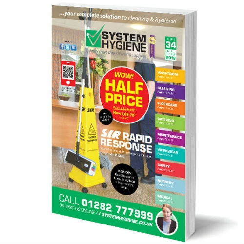 janitorial catalogue from system hygiene
