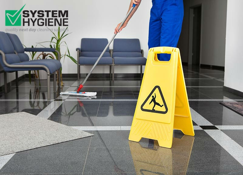 Mopping Floor Picture