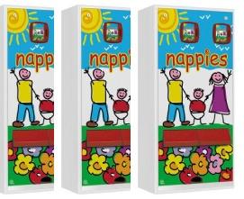nappy dispenser