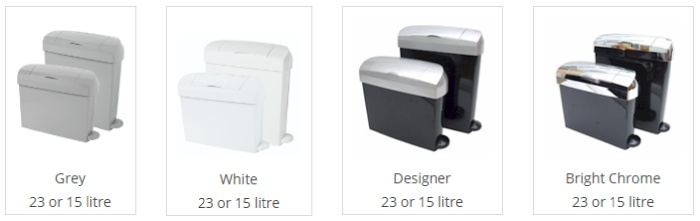 sanitary bins services north west england