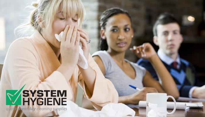 better hand hygiene to battle influenza