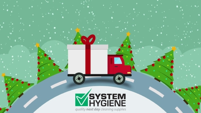 Christmas Delivery at System Hygiene