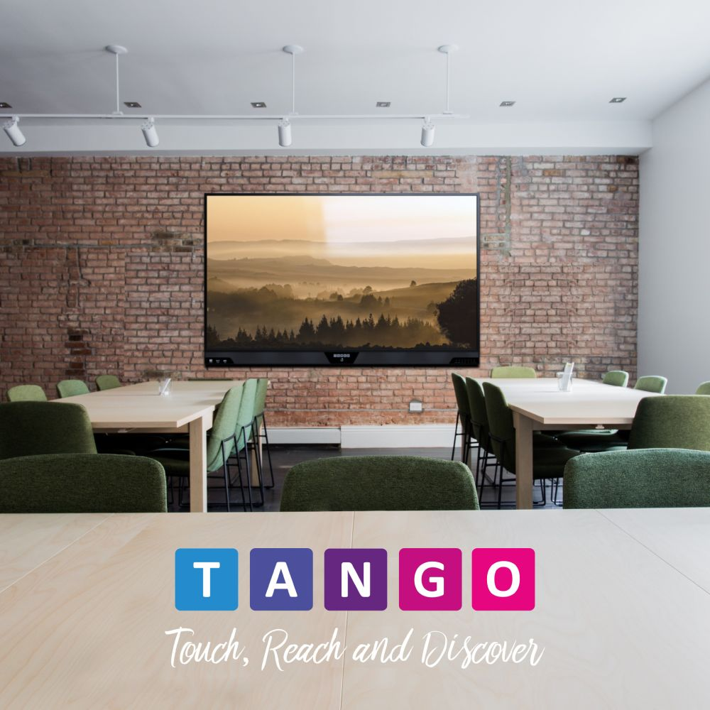 Discover more about Tango touchscreens at UNIFIED WORLD