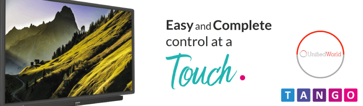 Please click to visit Tango touchscreens at UNIFIED WORLD